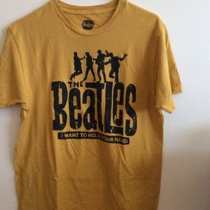 "Other - Beatles Tee "" I wanna hold your hand"" vintage look"